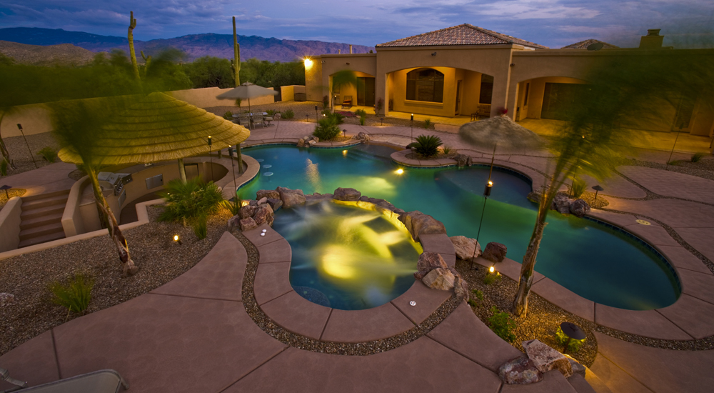 Tucson Sierra Vista Custom Pool Builder Custom Quotes