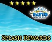, Sign up for The Splash Rewards Program!