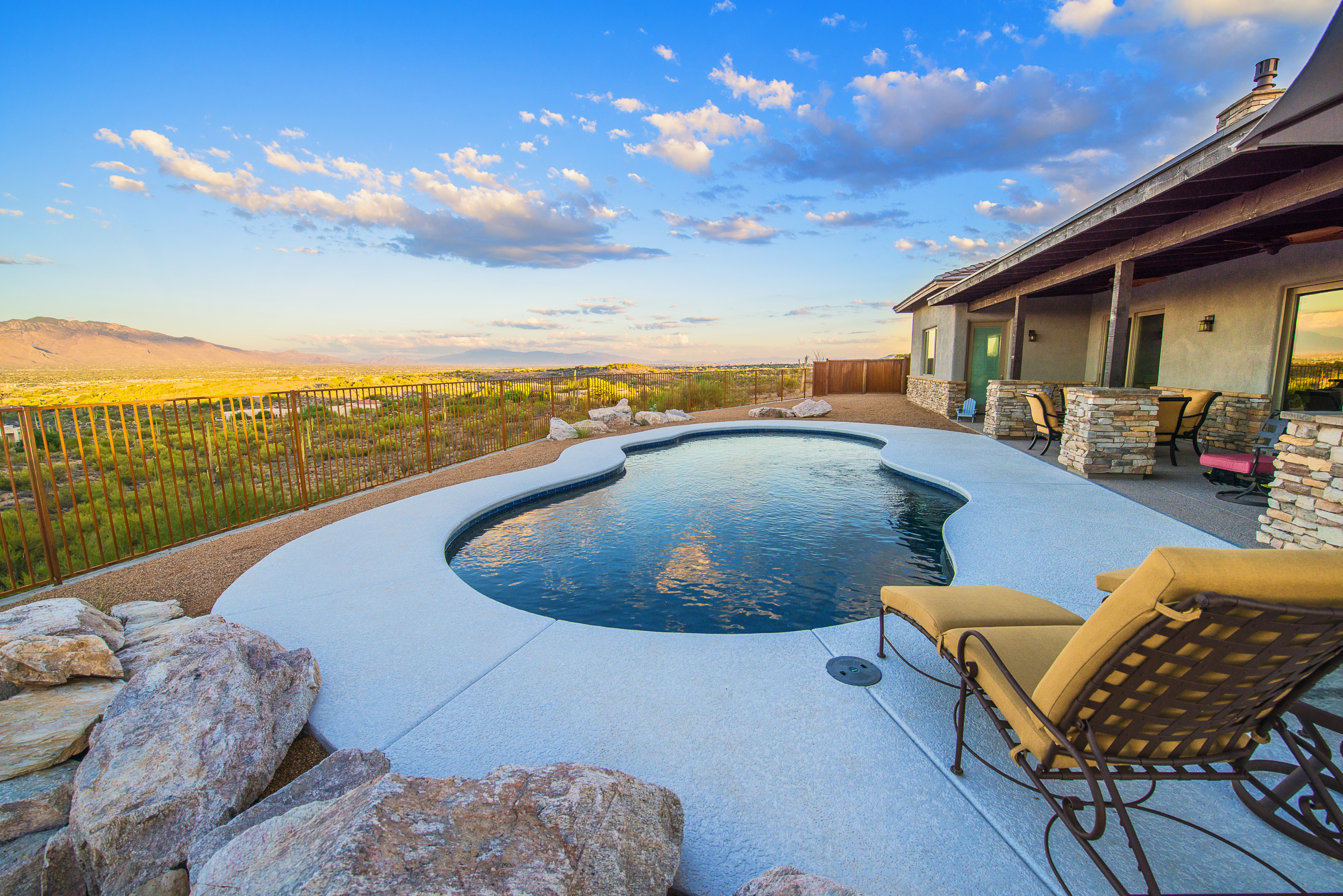 Financing Options Patio Pools Tucson Arizona
