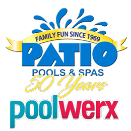 Patio Pools Tucson, Arizona Logo