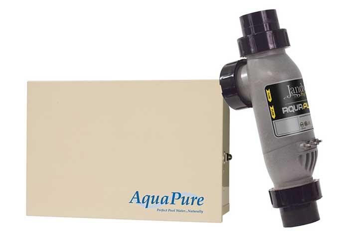 AquaPure® Salt Water Pool System