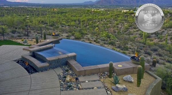 Tucson Pool Builder, Residential Pools